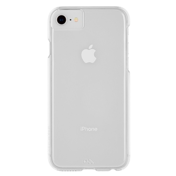 online store c9e1b aba17 Case-Mate • Barely There iPhone 8 clear thin case